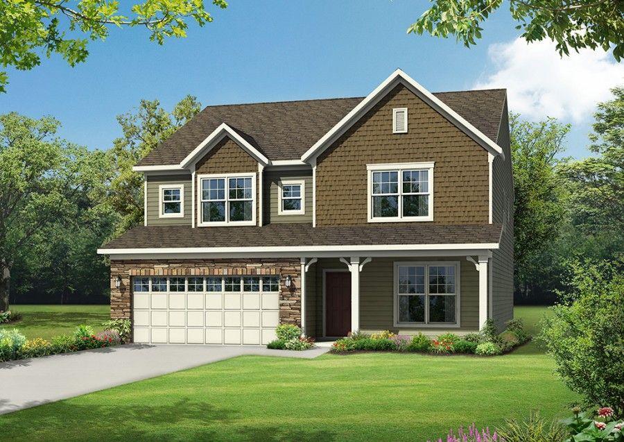 Eastwood homes castleton davidson 1241806 henrico va for Davidson home builders