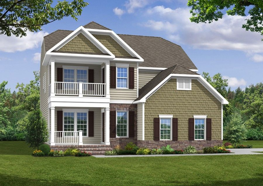 Eastwood homes ramblewood forest davidson 1241822 for Modern homes for sale in virginia
