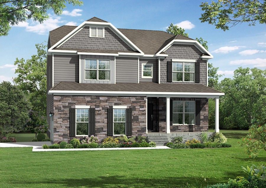 Eastwood homes ramblewood forest davidson 1241822 for Davidson home builders