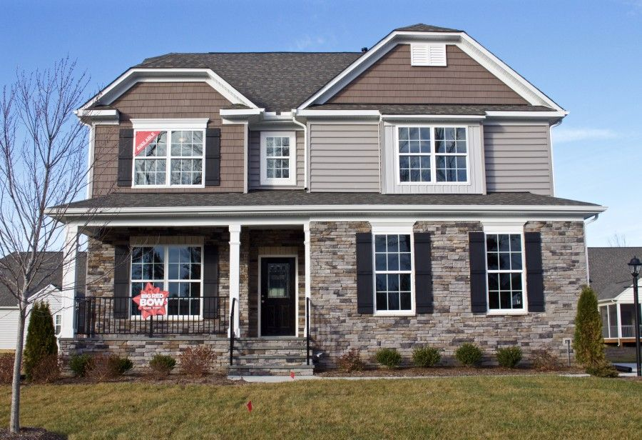 Eastwood homes watermark ellerbe 1186122 richmond va for Modern homes for sale in virginia