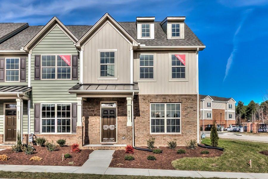Eastwood homes watermark townhomes morganton 1241814 for Modern homes for sale in virginia