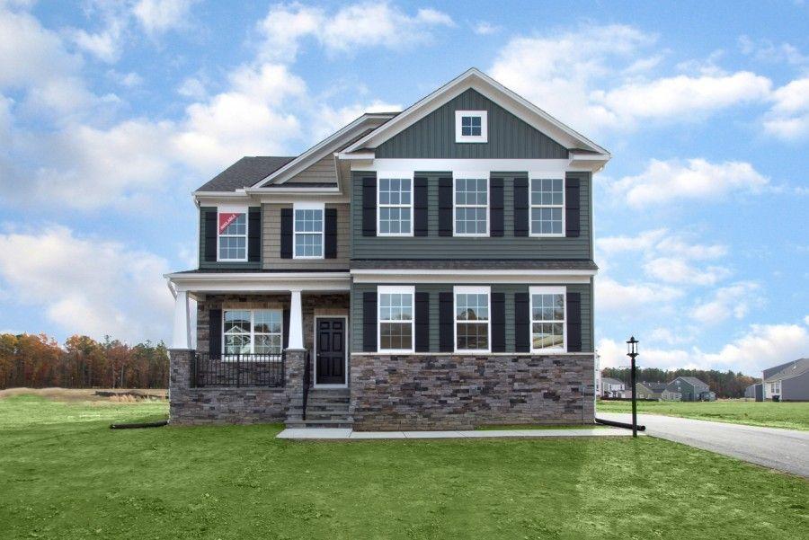 Eastwood homes castleton stanley 1241800 henrico va for Modern homes for sale in virginia
