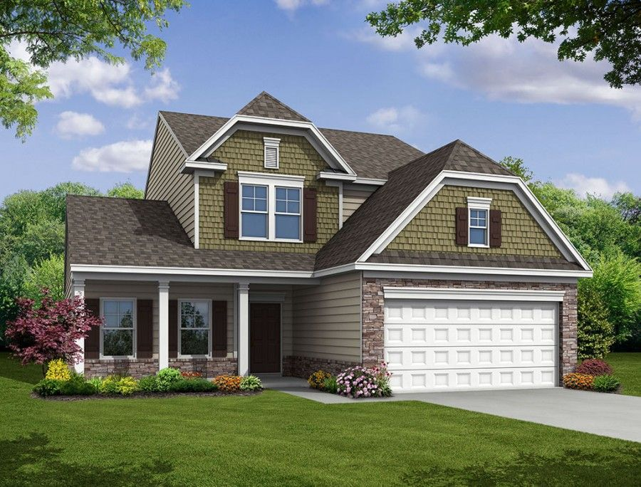 New Construction Homes In Indian Trail Nc