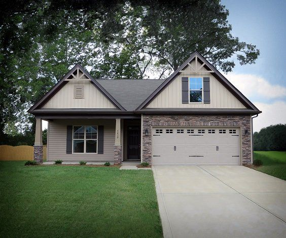 Single Family for Sale at Oxford 424 Basalt Court Easley, South Carolina 29642 United States