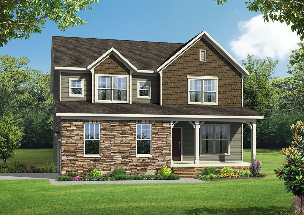 New Homes For Sale Near Chesterfield Va