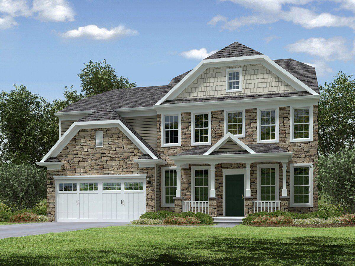 Single Family for Sale at Fairfield 2424 Chinkapin Court Gastonia, North Carolina 28054 United States