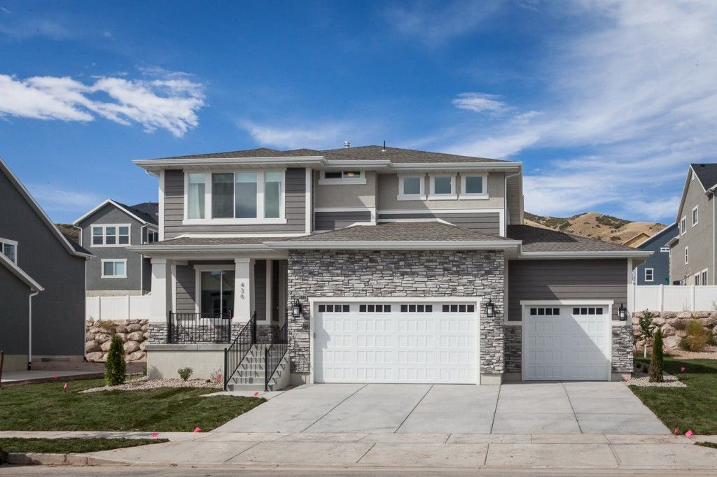 Edgehomes horizon heights nora two story 1261233 for Modern homes utah for sale