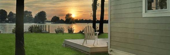 单亲家庭 为 销售 在 Mediterranean Villa 11528 Mcmurray Way Buckeye Lake, Ohio 43008 United States