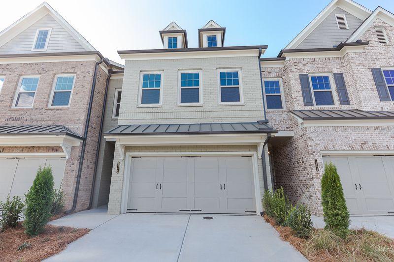 Single Family for Sale at Lylebrooke - Albany Finished Basement (Opt.) - Lylebrooke Fenton Drive Smyrna, Georgia 30080 United States