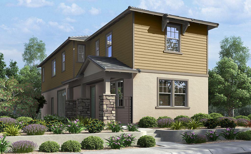 Single Family for Sale at Los Carneros - Avila Plan 1 135 S. Los Carneros Road Goleta, California 93117 United States