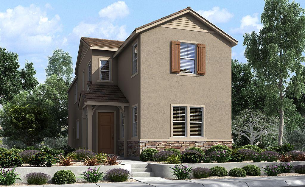 Single Family for Sale at Los Carneros - Avila Plan 2 135 S. Los Carneros Road Goleta, California 93117 United States