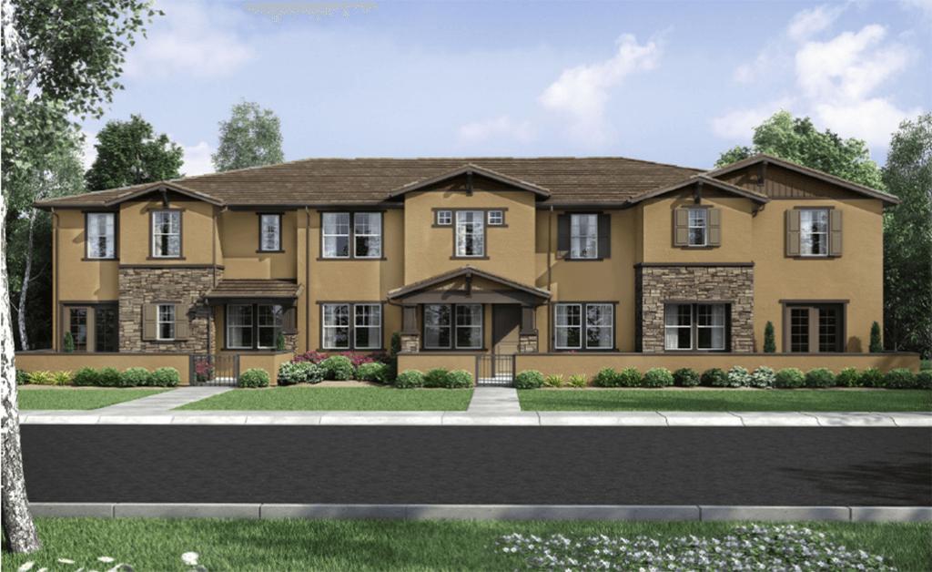 Single Family for Sale at Los Carneros - Marisol Plan 3 135 S. Los Carneros Road Goleta, California 93117 United States