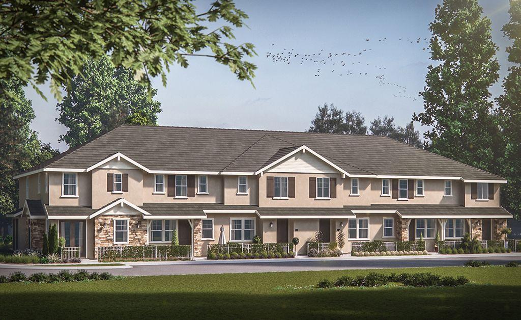 Single Family for Sale at Los Carneros - Baliza Plan 3 135 S. Los Carneros Road Goleta, California 93117 United States
