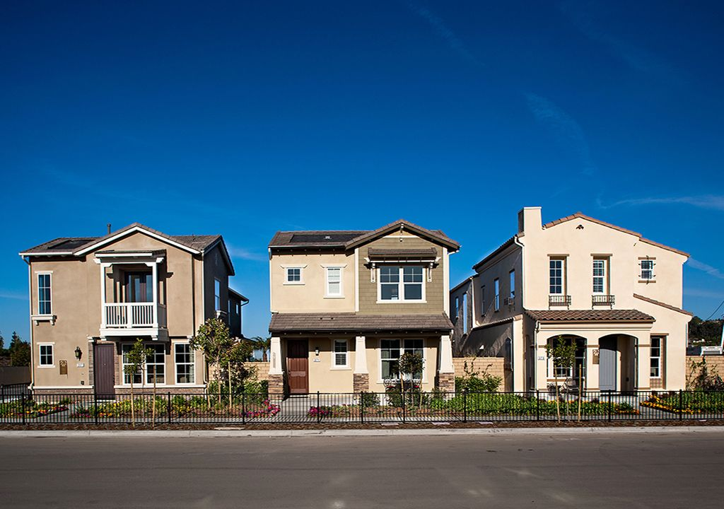 Springville new homes in camarillo ca by elacora for Foreclosed homes in southern california