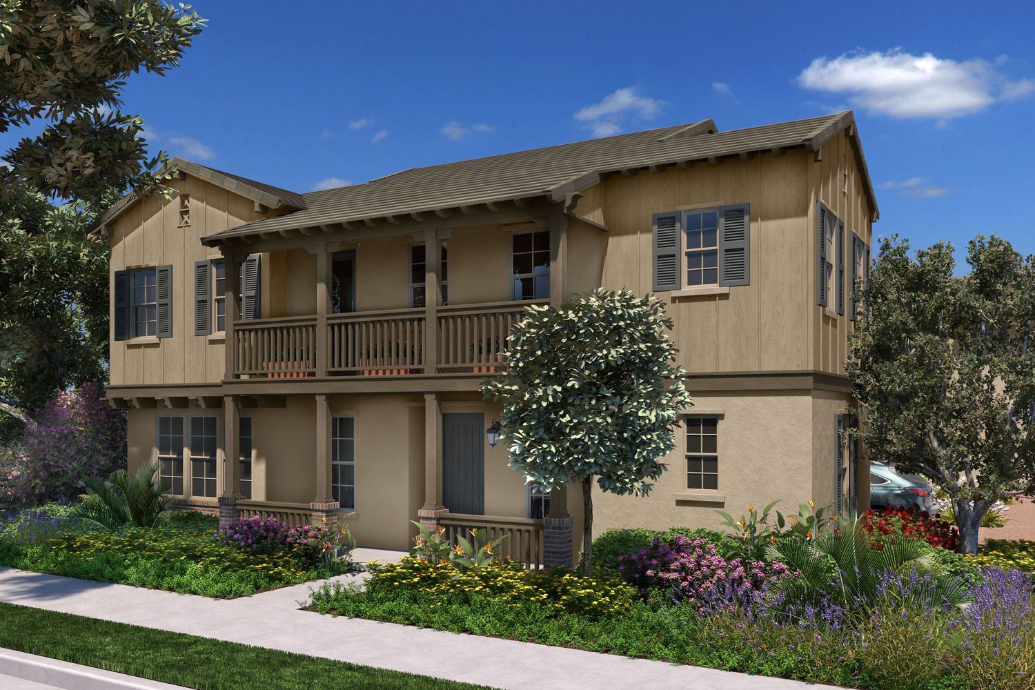 Single Family for Sale at Viva - Plan 3 181 Stonegate Road Camarillo, California 93010 United States