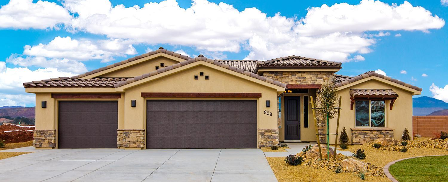 Single Family for Sale at 1202 W. Riverstone Cir. 1202 W. Riverbend Cir. St. George, Utah 84790 United States