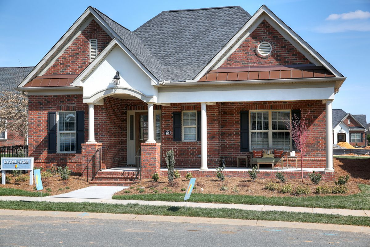 Single Family for Sale at Augusta Place At Laurel Creek - Vita 531 Chalmers Row Rock Hill, South Carolina 29732 United States