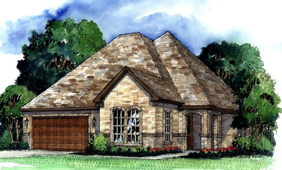 Single Family for Sale at Ladera Highland Village - Promenade 1010 Chinn Chapel Rd Highland Village, Texas 75077 United States