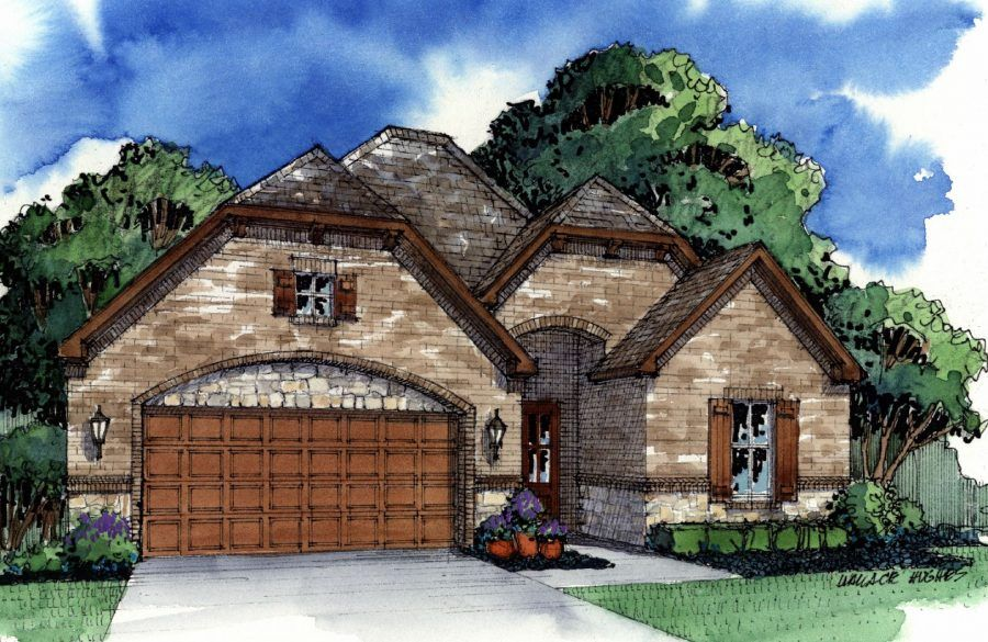 Single Family for Sale at Ladera Highland Village - Torino 1010 Chinn Chapel Rd Highland Village, Texas 75077 United States
