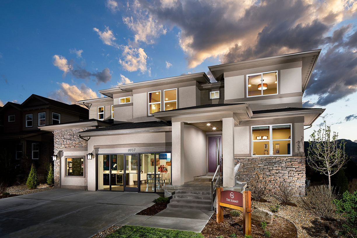 Single Family for Sale at The Aspire 19449 W. 88th Drive Arvada, Colorado 80007 United States