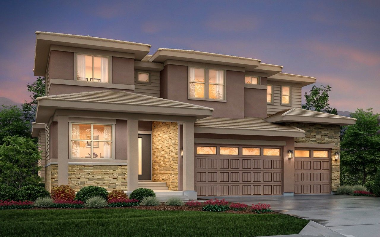 Single Family for Sale at Anthem Highlands - The Summit 16141 Mount Oso Place Broomfield, Colorado 80023 United States