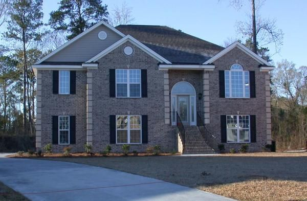 Ernest signature custom homes sweetwater station queens for Custom home builders savannah ga