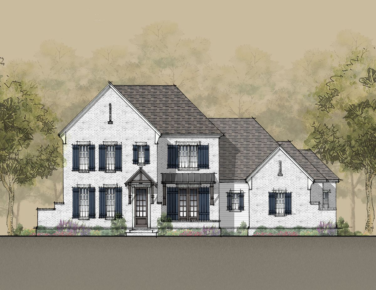 Single Family for Active at Serenade - Meridian 761 156th And Ditch Road Westfield, Indiana 46074 United States