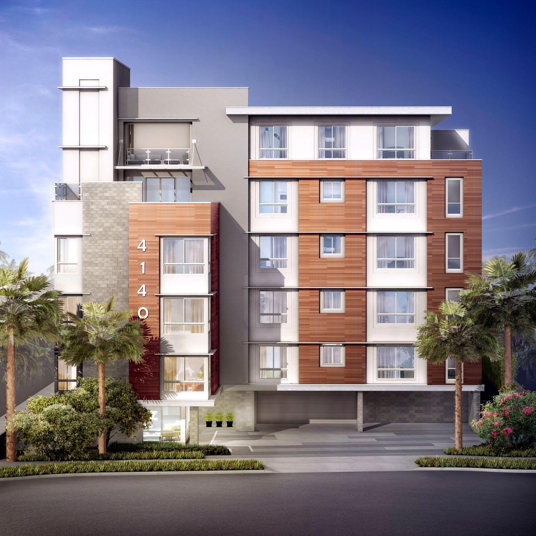 Single Family for Sale at X67 - Plan 5b 4140 Glencoe Ave Marina Del Rey, California 90292 United States
