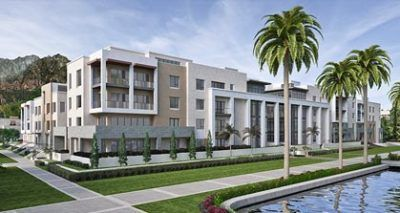 Multi Family for Active at Terraces At The Ambassador Gardens - Plan 5c 362 W. Green St. #114 Pasadena, California 91105 United States