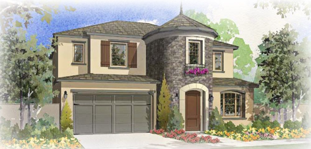 Single Family for Sale at The Venice 209 Landmark Lane Lodi, California 95242 United States