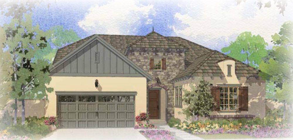 Single Family for Sale at The Florentina 209 Landmark Lane Lodi, California 95242 United States