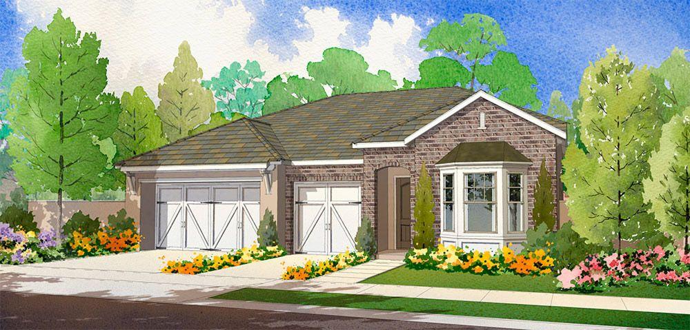 Single Family for Sale at The Landmark 209 Landmark Lane Lodi, California 95242 United States