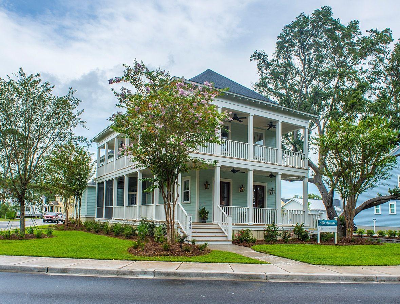 Single Family for Sale at Freeman's Point - Seaside B 1321 Seaside Plantation Drive Charleston, South Carolina 29412 United States
