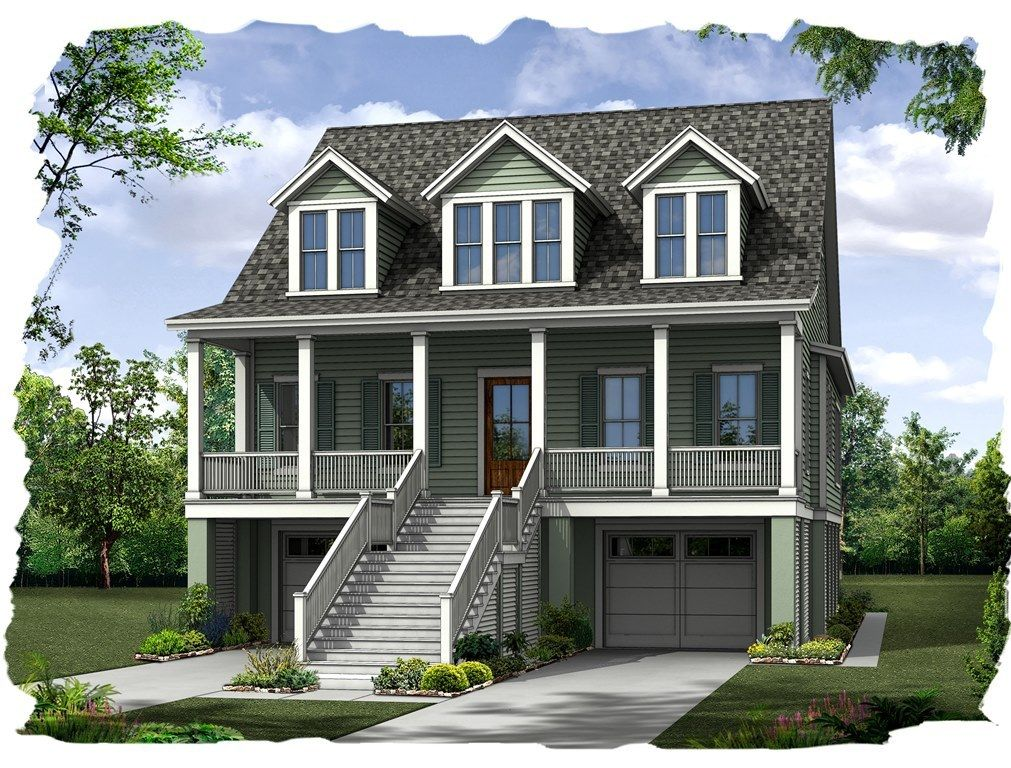 Single Family for Sale at Freeman's Point - Seaside Homes 1321 Seaside Plantation Drive Charleston, South Carolina 29412 United States