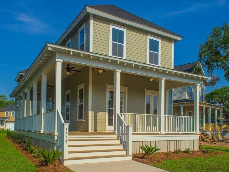Single Family for Sale at Freeman's Point - Seaside A 1321 Seaside Plantation Drive Charleston, South Carolina 29412 United States