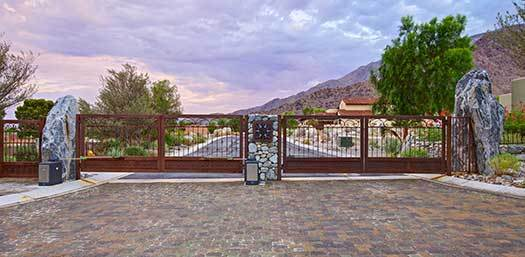 Single Family for Sale at Plan 2 2345 Tuscany Heights Drive Palm Springs, California 92262 United States