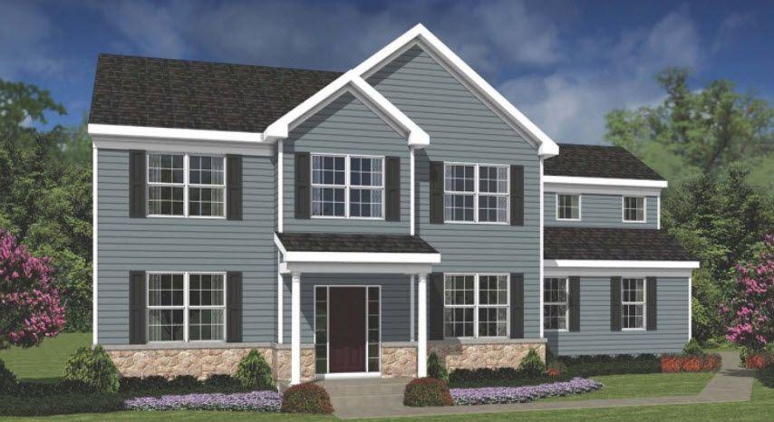 Unique la famille pour l Vente à Cypress 15 Oak View Terrace Swedesboro, New Jersey 08085 United States