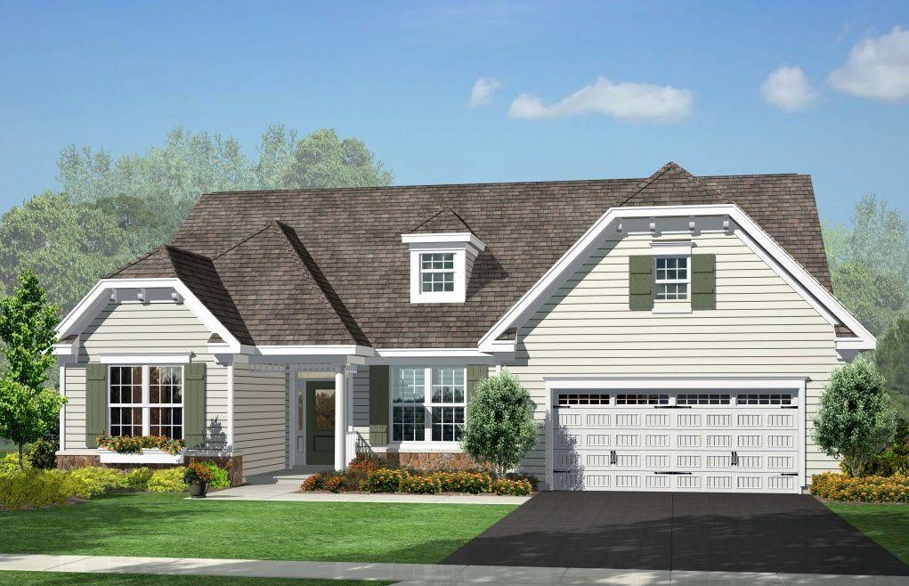 Fernmoor homes heritage creek mckean 1367853 milton de for Milton home builders