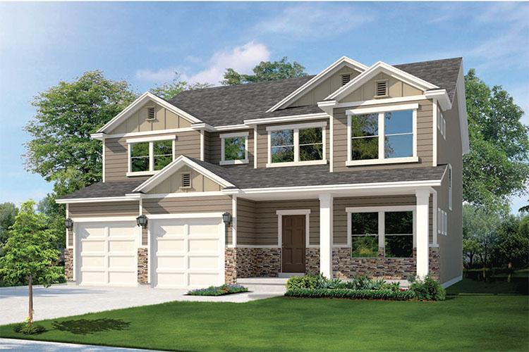 Single Family for Active at The Naples 10025 South Street South Jordan, Utah 84095 United States