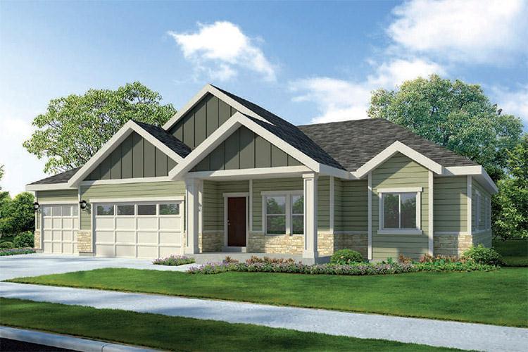 Single Family for Active at Vista Ridge - The Riverside 2391 West Silver Fox Lane Lehi, Utah 84043 United States