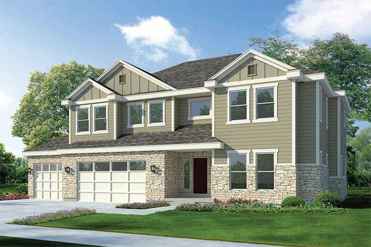Single Family for Active at Vista Ridge - The Roosevelt 2391 West Silver Fox Lane Lehi, Utah 84043 United States