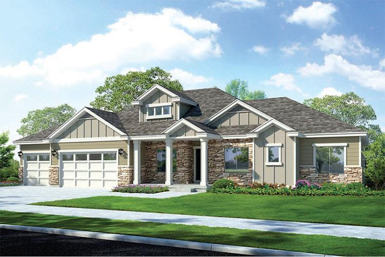 Single Family for Active at Vista Ridge - The Santa Clara 2391 West Silver Fox Lane Lehi, Utah 84043 United States
