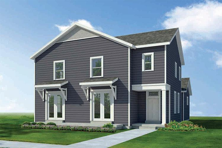 Single Family for Active at The Oxford 6232 W Lake Avenue South Jordan, Utah 84009 United States