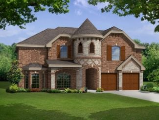 Single Family for Sale at Larkspur Ii At Oakmont - Brentwood Ii W/Media Ardglass Trail Denton, Texas 76210 United States