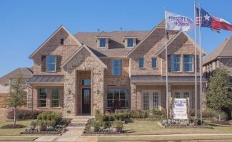 Single Family for Sale at Brentwood Fsw W/Media 3121 Dawn Oaks Drive Denton, Texas 76208 United States