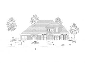 Single Family for Sale at Creek Meadows - Hudson 7751 Faught Road Argyle, Texas 76226 United States