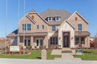 Single Family for Sale at Monticello 4404 Lydia Lane Mansfield, Texas 76063 United States