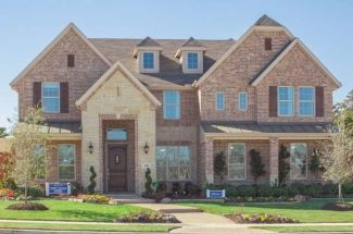 Stillwater Canyon New Homes In Desoto Tx By First Texas Homes