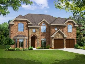 Single Family for Sale at Hillcrest W/Media 2106 Naples Drive Corinth, Texas 76210 United States