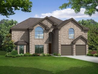 Single Family for Sale at Valencia - Brentwood Ii W/Media 3408 Verona Drive Corinth, Texas 76210 United States